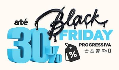 Mini Banner Centro Black Friday
