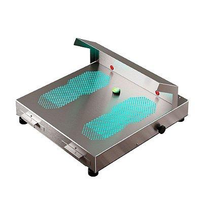 Plataforma de Desinfecção Germicide Shoes UV-C - Vaix