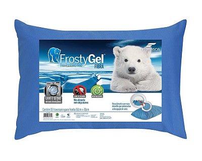 Travesseiro FrostyGel Fibra - Fibrasca 4345