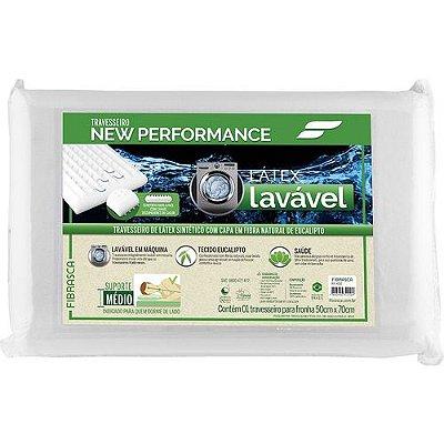 Travesseiro New Performance - Fibrasca 4216