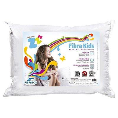 Travesseiro Fibra Kids - Fibrasca Z4278