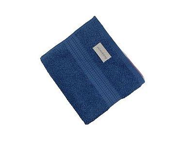 Toalha de Rosto Frapê - Azul - Buddemeyer 3070