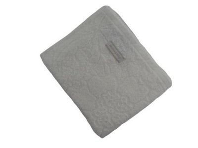 Toalha de Rosto Mosaico - Branca - Buddemeyer 1011