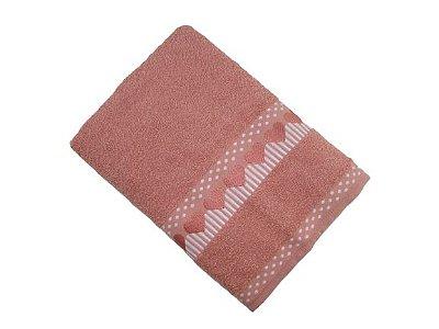 Toalha de Banho Amare - Salmão - Olinda Têxtil