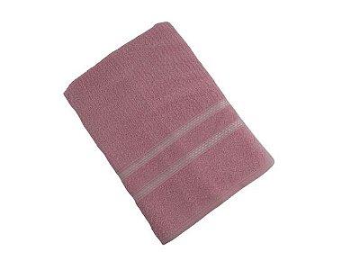 Toalha de Banho Eva - Rosa - Olinda Têxtil
