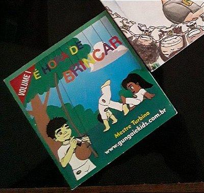 CD Infantil - É hora de Brincar - Volume 1