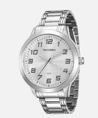 Relógio Mondaine Masculino Original Garantia NF 99143G0MVNE1