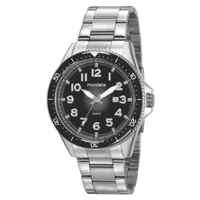 Relógio Mondaine Masculino Original Garantia NF 32136G0MVNS1