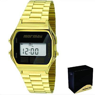 Relógio Mormaii Feminino Original c/Garantia NF MOJH02AB/4P