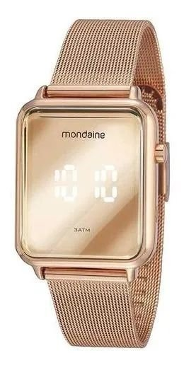 Relógio Mondaine Feminino Original Garantia NF 32171LPMVRE2