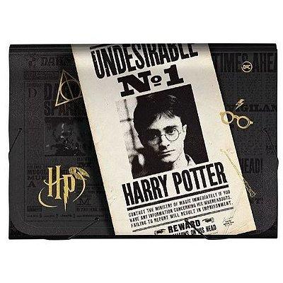 Pasta Sanfonada A4 C/ 12 DIV. Harry Potter - Dac