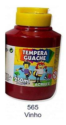 TINTA Guache 250 ml Vinho Acrilex