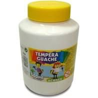 TINTA Guache Acrilex 500Ml 519 Branco