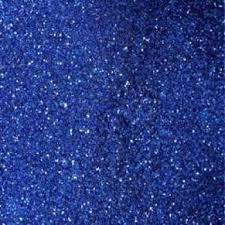 EVA Glitter Make 40 x 60 cm - PT c/ 5 fls - Azul Escuro - BRW