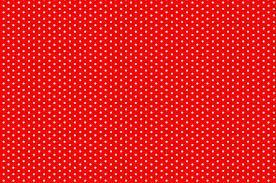 Plástico Autoadesivo Contact Poa Vermelho 45cm X 10m PlastCover - Rolo