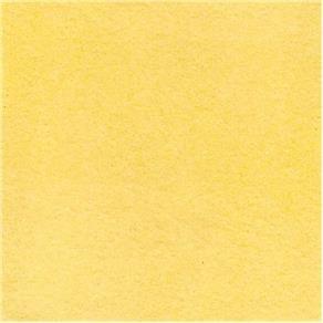 Feltro 50x70cm Santa Fé Amarelo Claro