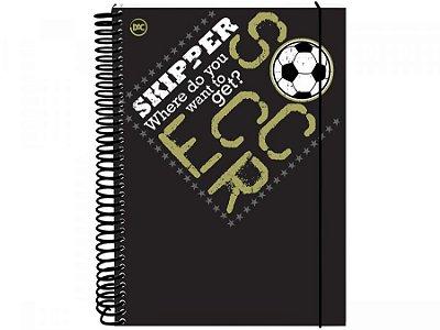 Caderno Universitário 10X1 Soccer 2471 Dac