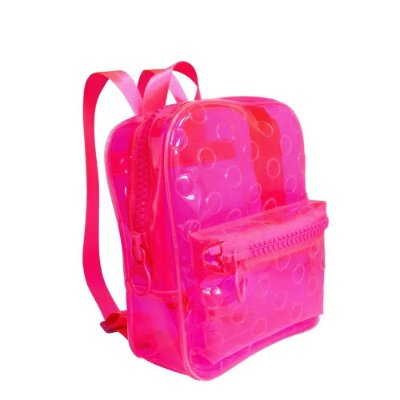 MOCHILA BUBBLE UNIT ROSA