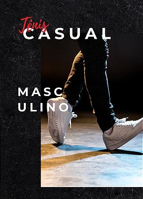 Tênis Casual Masculino