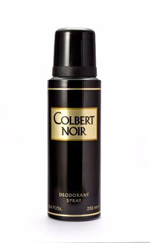 Desodorante Colbert Noir aerosol 250ml