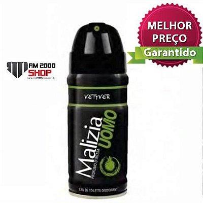 Desodorante Malizia Veytiver - 150ml Melhor preço do Brasil