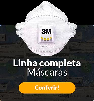 Mini Banner Máscaras