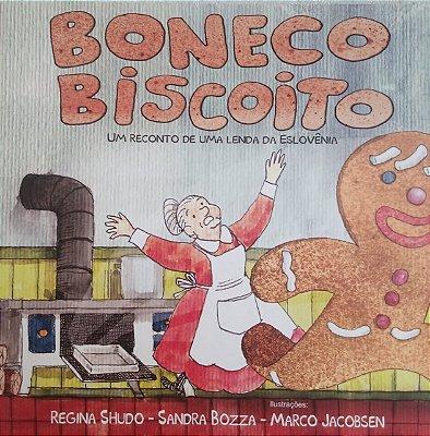 BONECO BISCOITO - Um reconto de uma lenda da Eslovênia