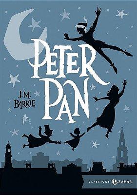 PETER PAN: Edição Bolso de Luxo - J. M. Barrie