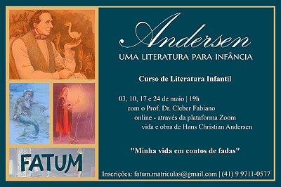 Curso Andersen - uma Literatura para a Infância.