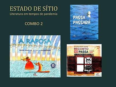 COMBO 2 TEMPOS DE PANDEMIA