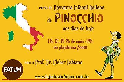 Curso Literatura Infantil Italiana
