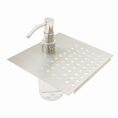 Dispenser de esponja simples 150 mm