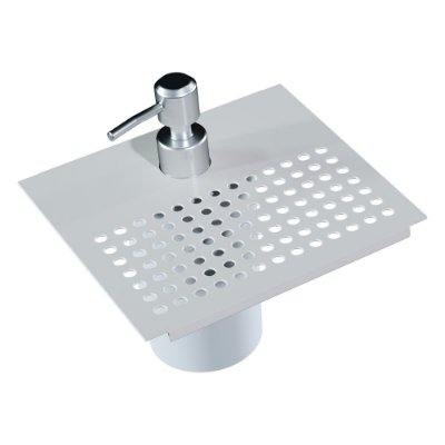 Dispenser de esponja simples 150 mm WHITE