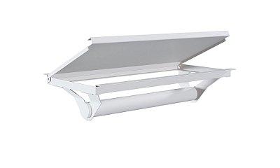 Porta Rolo Papel Toalha 300 mm WHITE