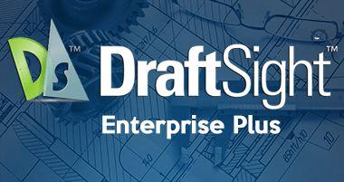 DraftSight Enterprise Plus - 1 year subscription