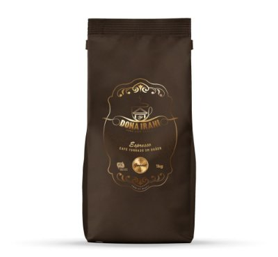 Café Dona Irani Superior torrado em grãos 1000g