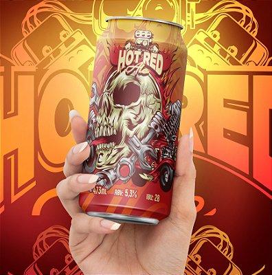 Hot Red Ale lata