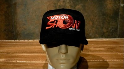 Boné Motor Show - LOGO MS SINCE 2012
