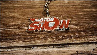 Chaveiro Motor Show - LOGO MS (metal)