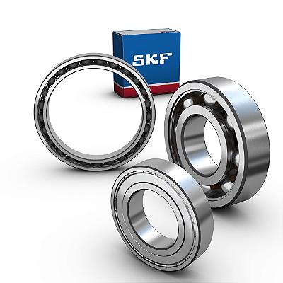 206 NR - Rolamentos Rígidos de Esferas - SKF