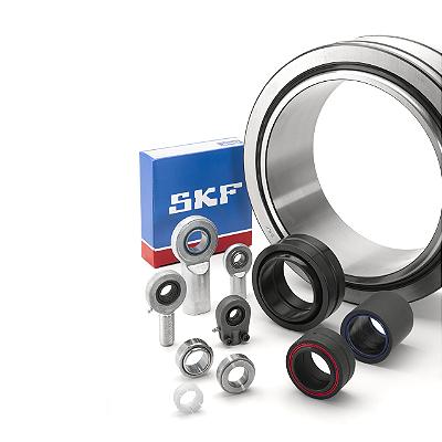 SIQG 80 ES - Terminais de Rótulas - SKF