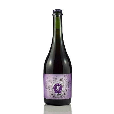 Cerveja Ouropretana Saison Jabuticaba OP nº5 - 750ml
