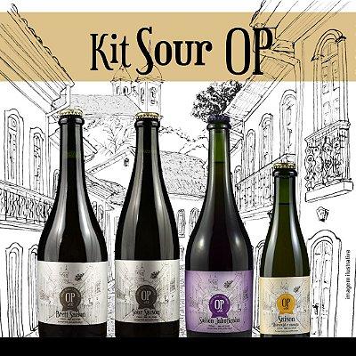 Kit Sour OP 4 - Caixa c/ 4 unidades
