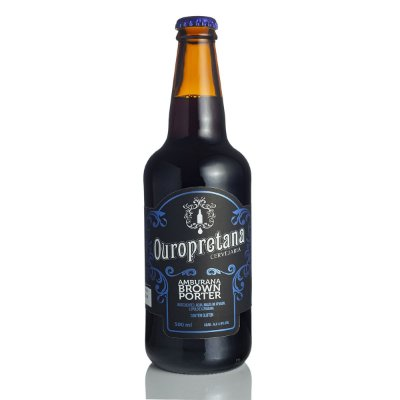 Cerveja Ouropretana Amburana Brown Porter  500ml