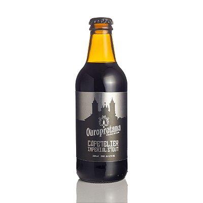 Cerveja Ouropretana Cafetelier Imperial Stout - 330ml