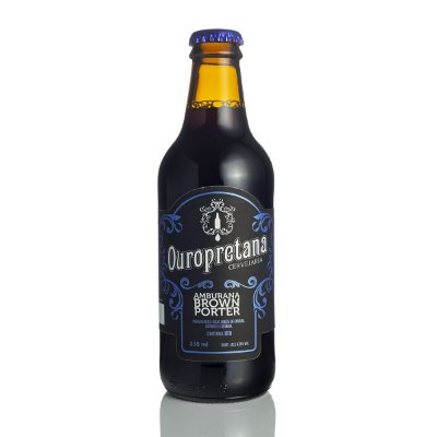 Cerveja Ouropretana Amburana Brown Porter  330ml
