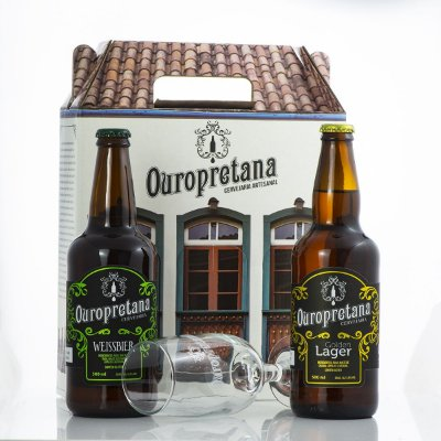 Kit Ouro Preto - 500ml