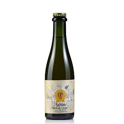 Cerveja OP4  Saison - Maracujá e manga  375ml