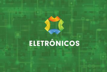 mini banner eletronicos