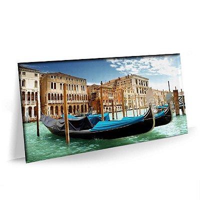 Quadro Veneza La Gondola Decorativa